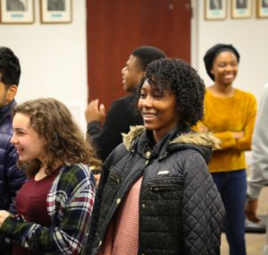 Jewish and African-American Teens Work on Social Justice Issues Impacting Baltimore Image
