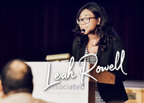 Honoring Congressman Elijah Cummings: Leah Rowell   The Associated Nav Image