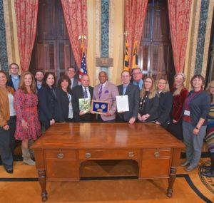 Ashkelon Mayor Tomer Glam Visits Baltimore: Talks About Baltimore-Ashkelon Partnership Image