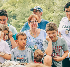 Excited for Gramp Camp! His and Her Tales of Jewish Camp Image