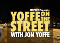 IMPACT presents Yoffe On The Street Nav Image