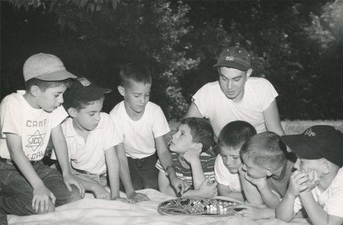 1950s decade image