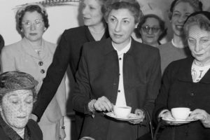 Ceiling Breakers and History Makers: The Legacy of Jewish Women and Justice