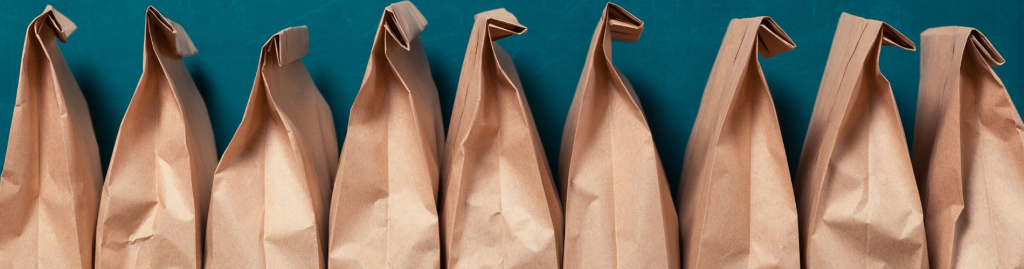 Paper Bag Lunches