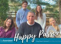 Happy Passover from Marc Terrill Nav Image