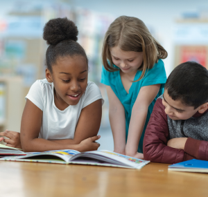 Book Suggestions That Help You Talk to Your Children about Race and Multi-culturalism Image