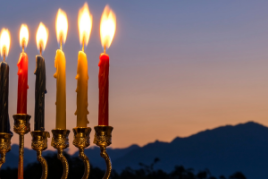 A Great Miracle Happened There: Leadership Lessons from Miriam to the Maccabees