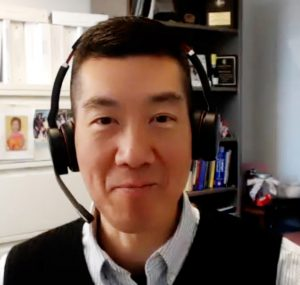 Dr. Wilbur Chen and the COVID-19 Vaccine