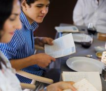 Readings, Questions and Activities For A Second COVID-19 Seder