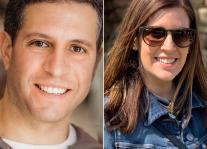 Mensches in Quarantine On Zoom: Jeff Rosen and Talya Knable Nav Image