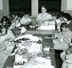 Jewish Educational Alliance (JEA), Home Camp