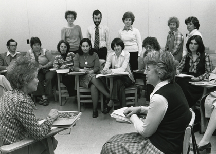 BJE teacher certification class