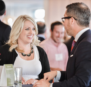 Network with Like-Minded Professionals
