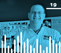 Paul Lurie Remembers 1995 Maccabi Game Win Image